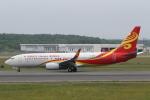 ATOMさんが、新千歳空港で撮影した海南航空 737-84Pの航空フォト(写真)