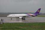 mojioさんが、静岡空港で撮影したタイ国際航空 A300B4-103の航空フォト(飛行機 写真・画像)