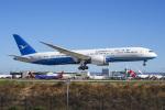 LAX Spotterさんが、ロサンゼルス国際空港で撮影した厦門航空 787-9の航空フォト(写真)
