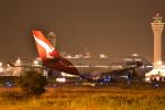 羽田空港 - Tokyo International Airport [HND/RJTT]で撮影されたカンタス航空 - Qantas Airways [QF/QFA]の航空機写真
