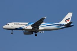 航空フォト:HS-PPO バンコクエアウェイズ A320