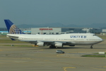 NH642さんが、仁川国際空港で撮影したユナイテッド航空 747-422の航空フォト(写真)