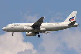 航空フォト:HS-PPH バンコクエアウェイズ A320