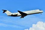 うめやしきさんが、厚木飛行場で撮影したアメリカ海兵隊 C-9B Skytrain II (DC-9-32CF)の航空フォト(飛行機 写真・画像)