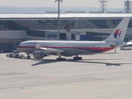 yabyanさんが、中部国際空港で撮影したマレーシア航空 A330-223の航空フォト(写真)