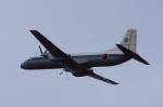 yabyanさんが、米子空港で撮影した航空自衛隊 YS-11-105Pの航空フォト(写真)