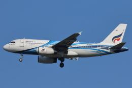 航空フォト:HS-PPB バンコクエアウェイズ A319