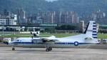 westtowerさんが、台北松山空港で撮影した中華民国空軍 50の航空フォト(写真)