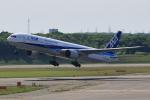 こだしさんが、新千歳空港で撮影した全日空 777-381の航空フォト(写真)