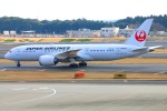 Tomo_ritoguriさんが、成田国際空港で撮影した日本航空 787-8 Dreamlinerの航空フォト(写真)
