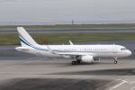 Gulf650Erさんが、羽田空港で撮影したプライム・エイビエーション A320-214X CJ Prestigeの航空フォト(写真)