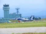 おっつんさんが、小松空港で撮影した航空自衛隊 F-15DJ Eagleの航空フォト(飛行機 写真・画像)