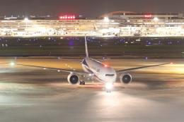 宮崎 育男さんが、羽田空港で撮影した全日空 777-381/ERの航空フォト(飛行機 写真・画像)