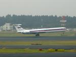 Gulf650Erさんが、成田国際空港で撮影したロシア空軍 Il-62MKの航空フォト(写真)