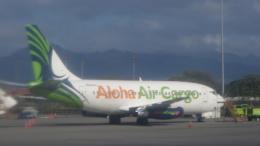AE31Xさんが、ダニエル・K・イノウエ国際空港で撮影したアロハ・エア・カーゴ 737-290C/Advの航空フォト(飛行機 写真・画像)