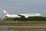 みなかもさんが、成田国際空港で撮影した日本航空 777-346/ERの航空フォト(写真)