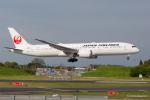 みなかもさんが、成田国際空港で撮影した日本航空 787-9の航空フォト(写真)