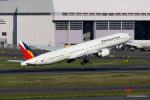 みなかもさんが、羽田空港で撮影したフィリピン航空 777-3F6/ERの航空フォト(写真)