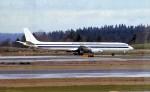 ハミングバードさんが、シアトル タコマ国際空港で撮影したキティ・ホーク・インターナショナル DC-8-63(F)の航空フォト(写真)