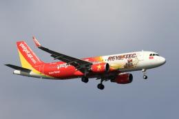 航空フォト:VN-A655 ベトジェットエア A320