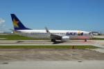 ktaroさんが、那覇空港で撮影したスカイマーク 737-8FHの航空フォト(写真)