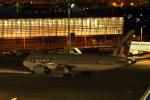 ho ho hoさんが、羽田空港で撮影したカタール航空 787-8 Dreamlinerの航空フォト(写真)