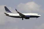 Gulf650Erさんが、成田国際空港で撮影したデラウェア・グローバル・オペレーション 737-75V BBJの航空フォト(写真)