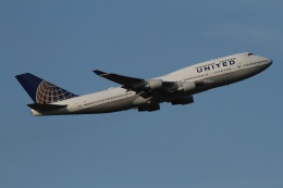 twining07さんが、成田国際空港で撮影したユナイテッド航空 747-451の航空フォト(飛行機 写真・画像)