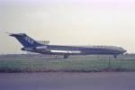 totsu19さんが、名古屋飛行場で撮影した全日空 727-281/Advの航空フォト(写真)