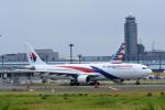 ho ho hoさんが、成田国際空港で撮影したマレーシア航空 A330-323Xの航空フォト(写真)