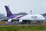 ho ho hoさんが、成田国際空港で撮影したタイ国際航空 A380-841の航空フォト(写真)