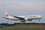 こだしさんが、成田国際空港で撮影した日本航空 777-246/ERの航空フォト(写真)
