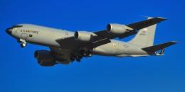 kamerajiijiさんが、横田基地で撮影したアメリカ空軍 KC-135R Stratotanker (717-148)の航空フォト(飛行機 写真・画像)