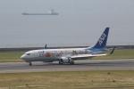 RAOUさんが、中部国際空港で撮影した全日空 737-881の航空フォト(写真)
