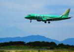 タミーさんが、静岡空港で撮影したフジドリームエアラインズ ERJ-170-100 SU (ERJ-170SU)の航空フォト(写真)