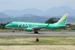 prado120さんが、静岡空港で撮影したフジドリームエアラインズ ERJ-170-100 SU (ERJ-170SU)の航空フォト(写真)