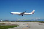 ktaroさんが、那覇空港で撮影したチャイナエアライン A330-302の航空フォト(写真)