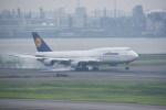 kumagorouさんが、羽田空港で撮影したルフトハンザドイツ航空 747-830の航空フォト(飛行機 写真・画像)