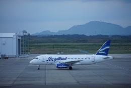 Severemanさんが、静岡空港で撮影したヤクティア・エア 100-95Bの航空フォト(写真)