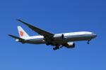 蒲田賢二さんが、成田国際空港で撮影した中国国際貨運航空 777-FFTの航空フォト(写真)