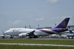 くーぺいさんが、新千歳空港で撮影したタイ国際航空 747-4D7の航空フォト(写真)