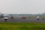 あきらっすさんが、調布飛行場で撮影した横浜市消防航空隊 AW139の航空フォト(写真)