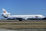 Scotchさんが、名古屋飛行場で撮影した日本航空 MD-11の航空フォト(写真)