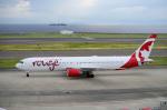 yabyanさんが、中部国際空港で撮影したエア・カナダ・ルージュ 767-3Q8/ERの航空フォト(飛行機 写真・画像)