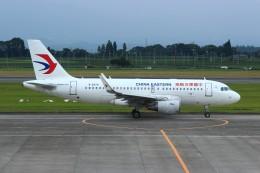 resocha747さんが、鹿児島空港で撮影した中国東方航空 A319-115の航空フォト(写真)