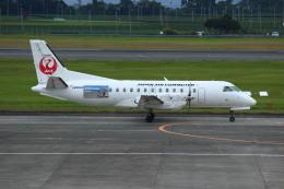 resocha747さんが、鹿児島空港で撮影した日本エアコミューター 340Bの航空フォト(写真)