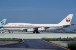 Scotchさんが、名古屋飛行場で撮影した日本航空 747-346の航空フォト(飛行機 写真・画像)