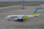 yabyanさんが、中部国際空港で撮影したAIR DO 737-781の航空フォト(飛行機 写真・画像)