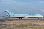 Scotchさんが、名古屋飛行場で撮影した大韓航空 727-281/Advの航空フォト(写真)