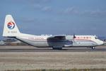 Scotchさんが、名古屋飛行場で撮影した中国東方航空 L-100-30 Herculesの航空フォト(飛行機 写真・画像)